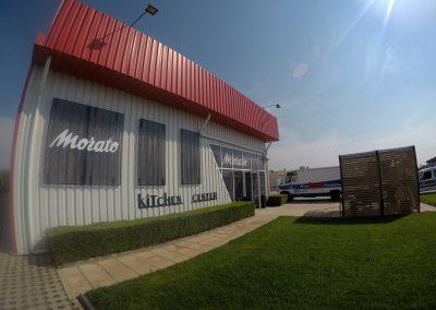 Откриване фабрика за мебели MORATO