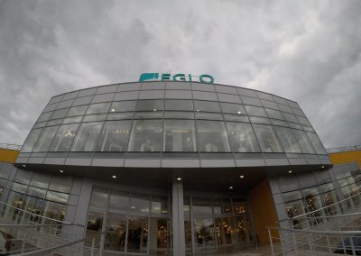 Откриване хипермаркет за осветителни тела  EGLO